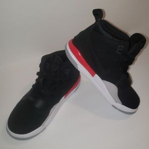 Kids Jordan Legacy 312 11c boys sneakers Black Red